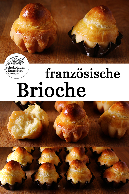 fanzösische Brioche