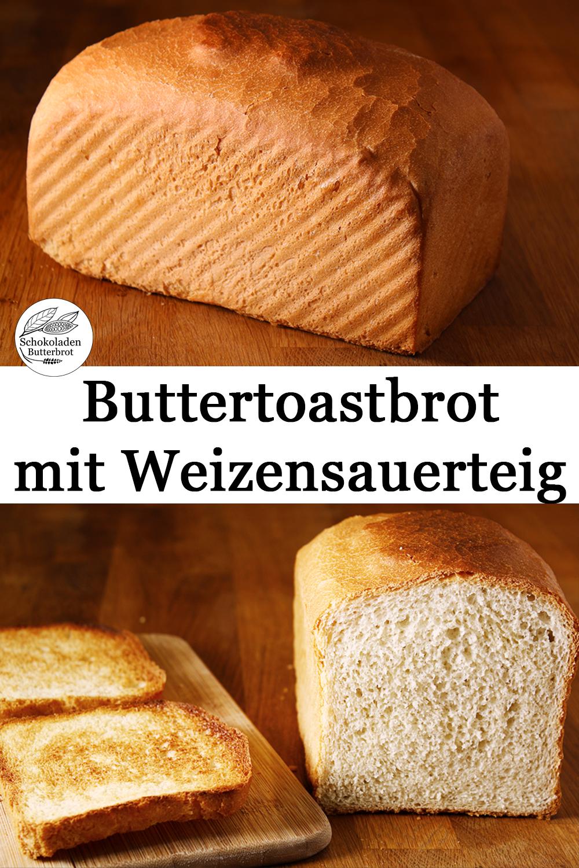 Buttertoastbrot